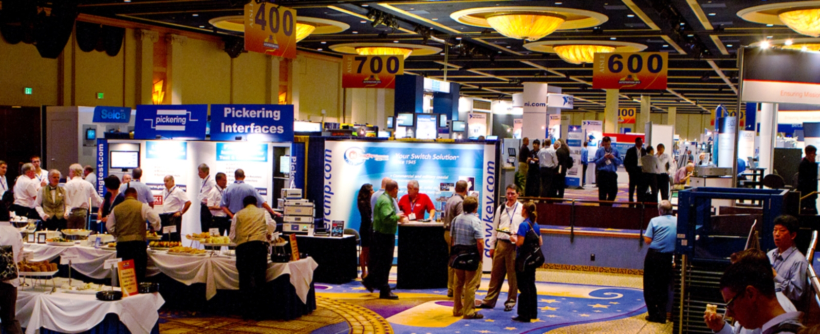 AUTOTESTCON EXHIBIT HALL