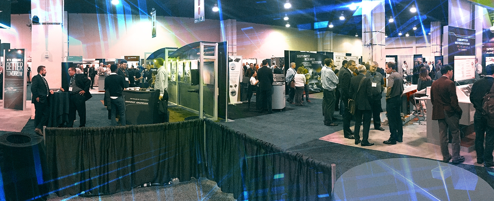 AUTOTESTCON 2015 Exhibit Hall